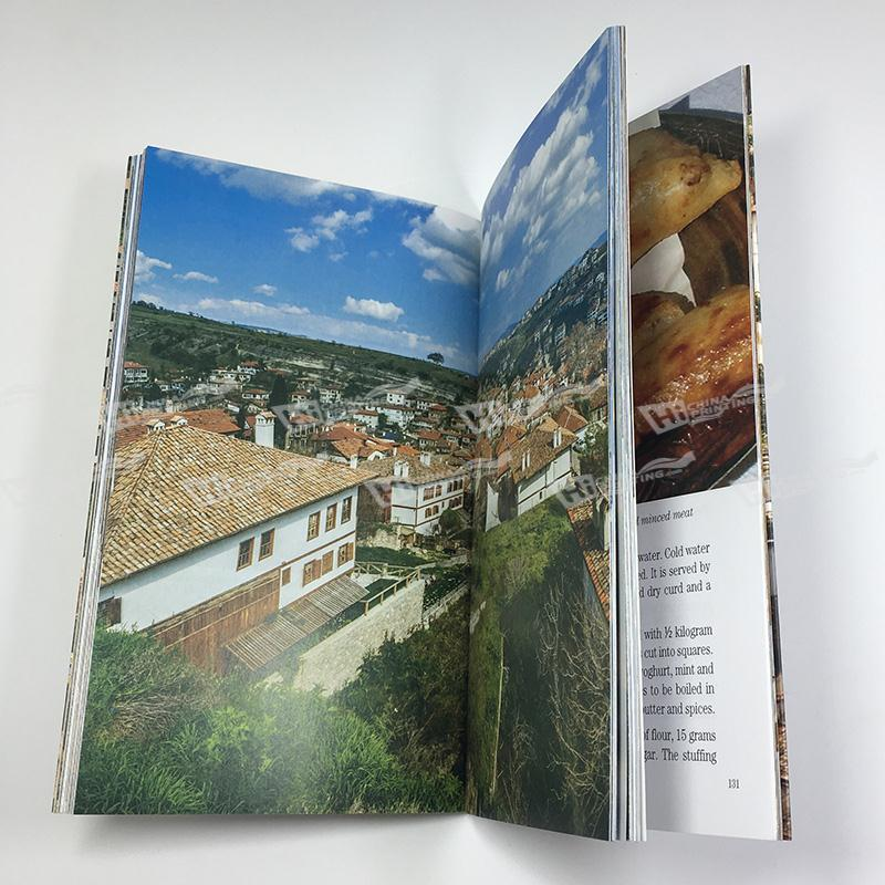 Travel Brochures Printing