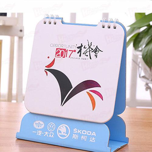 2018 Factory Supply Cheap Customized Planner With Custom Printing