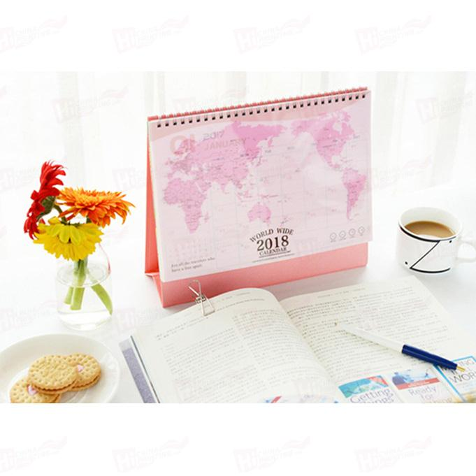 Made In China Cube Desk Calendar Customized