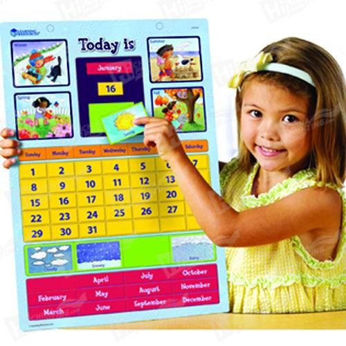 2014 Magnets Learning Calendar Printing