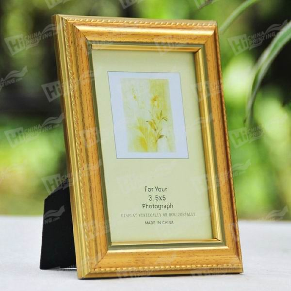 Enshrined Gold Canvas Frames