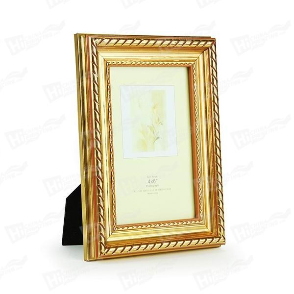Euro Style Gold Canvas Frames