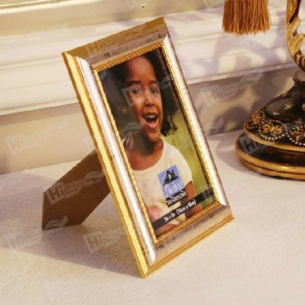 Gold Classical Canvas Frames