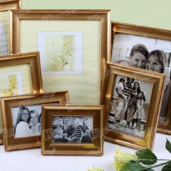 Gold PS Canvas Frames