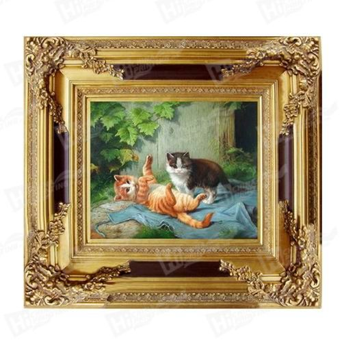 Premium Oil Paintings Canvas Frames