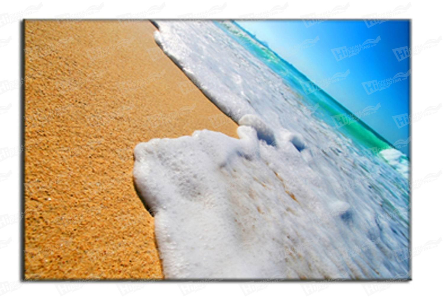 Beach Canvas Printing