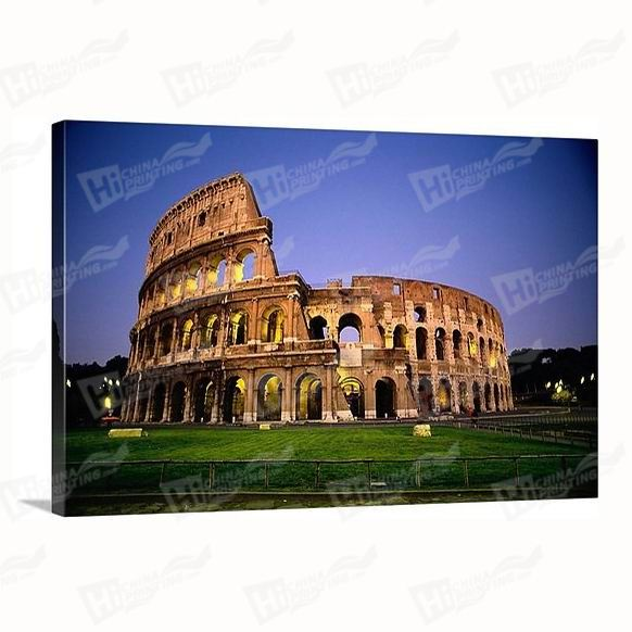 Colosseum Canvas Printing