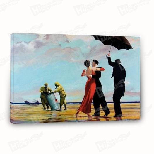 Dance Canvas Art Print
