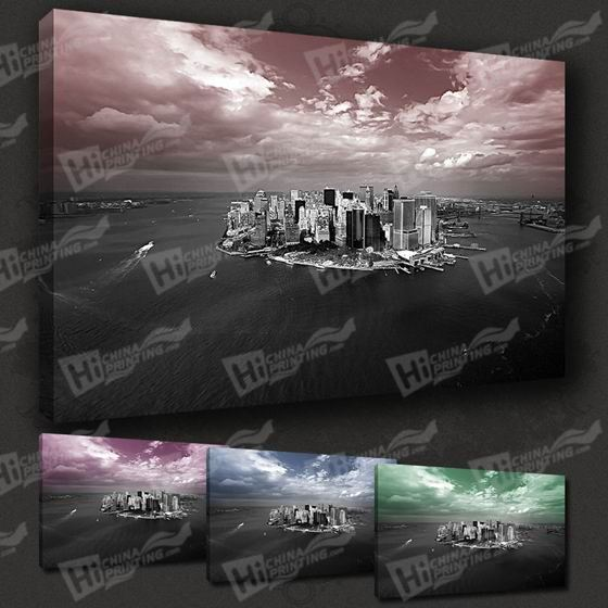 Skyline Canvas Printing