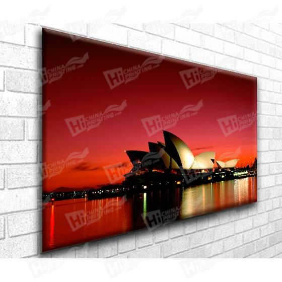 Sydney Opera House Canvas Printing