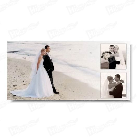 Wedding Canvas Printing