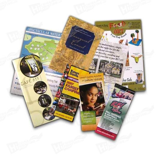 Colors Paper Catalogue Printing