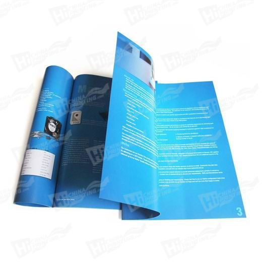 Customized Brochure & Catalogue Printing