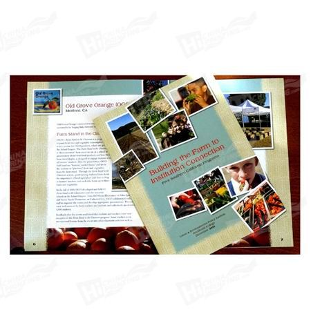 Product Catalog Printing For Advertising