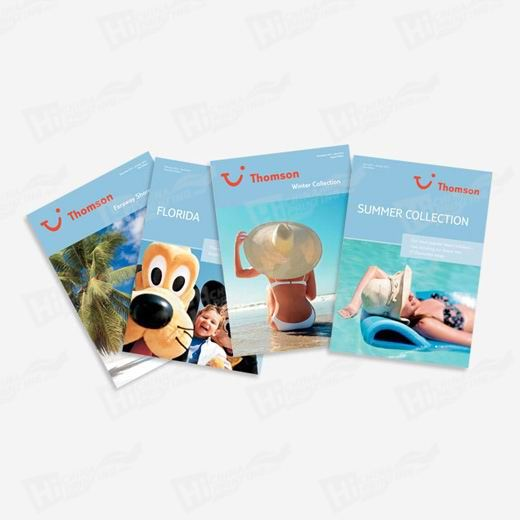 Travel Catalogue Printing