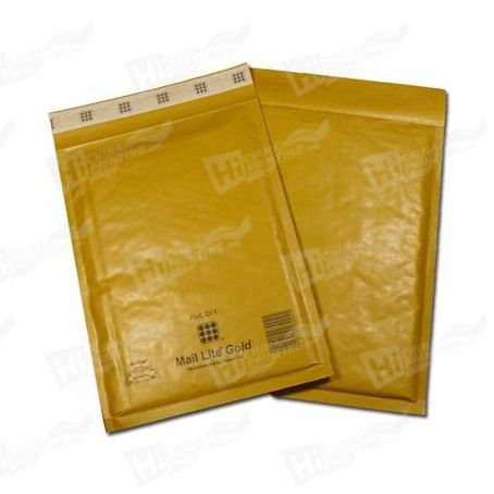 Padded Envelope Printing