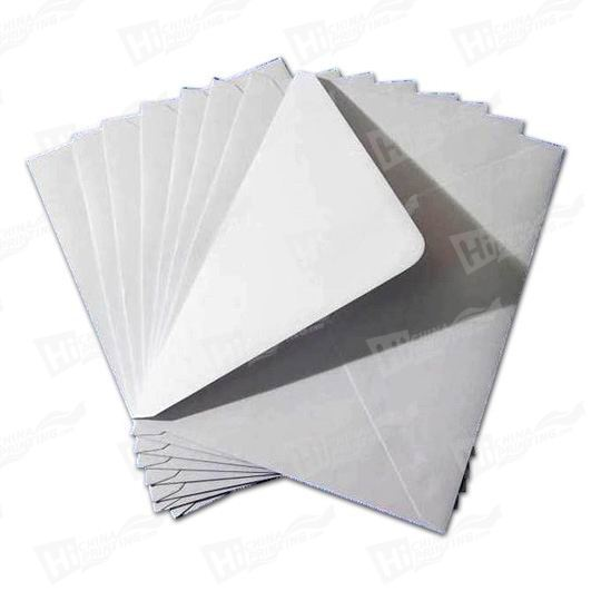 White Envelope Printing With High Quality