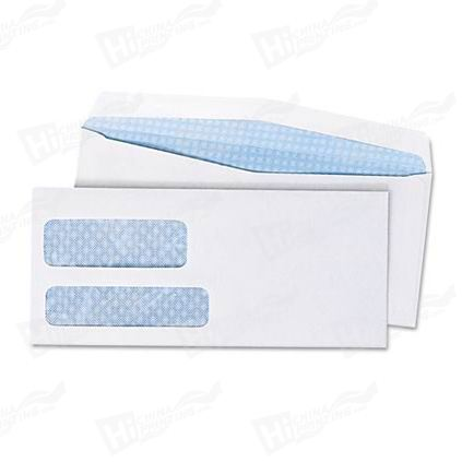 White Paper Envelopes With Window