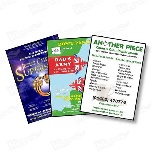 A5 Leaflets Printing