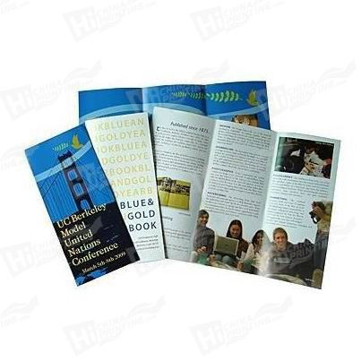 Cheap Folded Flyers Printing