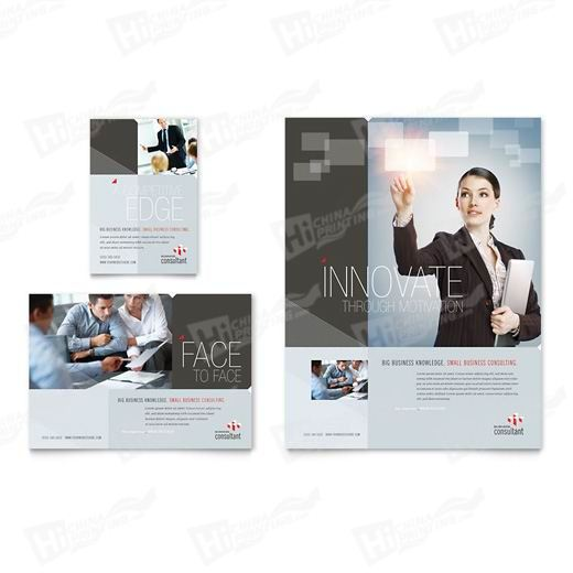 Corporate Business Flyers Printing