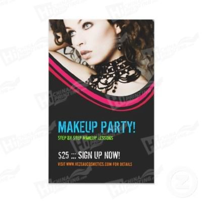 Cosmetic Flyers Printing