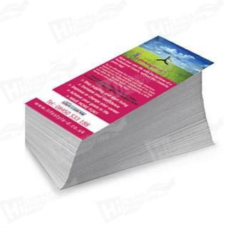 DL Size Flyer Printing