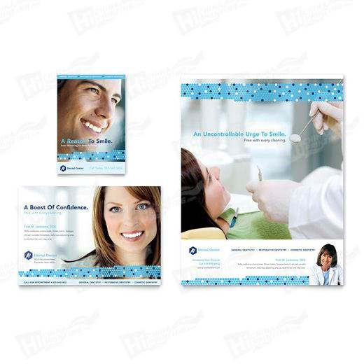Dentistry & Dental Office Flyers Printing