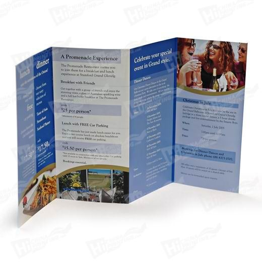 Flyers Printing for Hotel