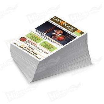 High Quality Attractive Advertising Flyer Printing