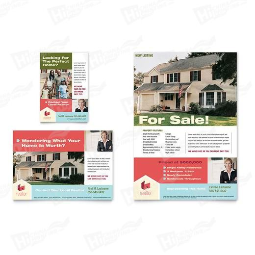 Home Real Estate Flyers Printing