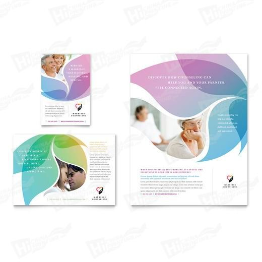 Marriage Counseling Flyers Printing