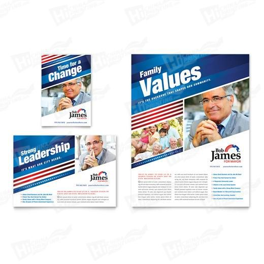 Political Campaign Flyers Printing