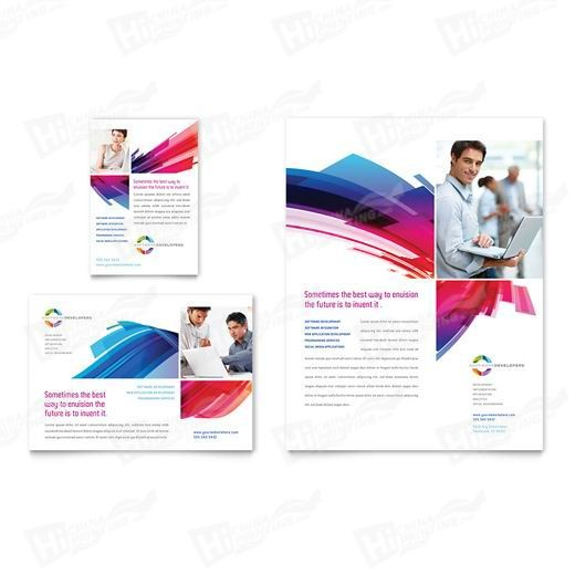 Software Solutions Flyers Printing