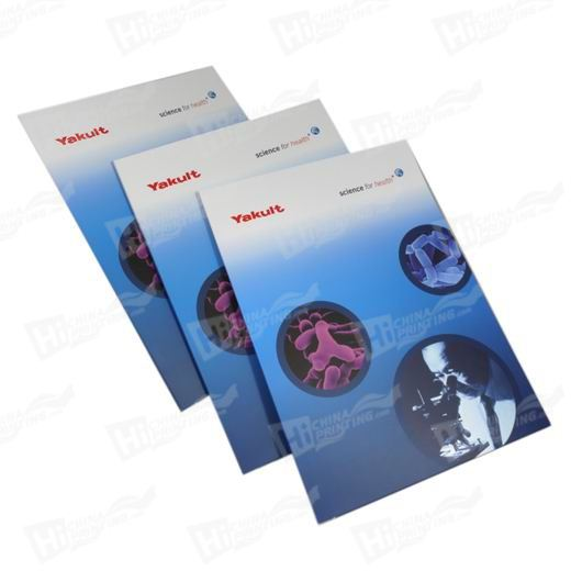 5 Color Presentation Folders Printing