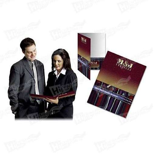 Fast Color Presentation Folders Printing