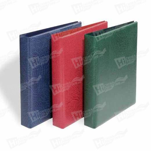 Leather Cover File Folders