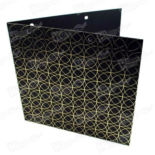 Spot Color And Good Foil Paper Presentation Folders Printing
