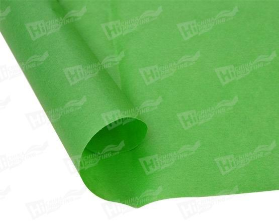 40g Green Greaseproof Paper