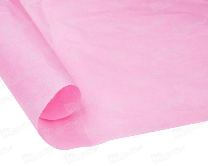 40g Pink Greaseproof Paper
