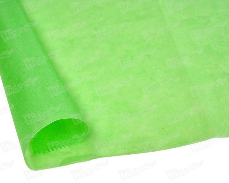 40g Sweden Light Green Greaseproof Paper