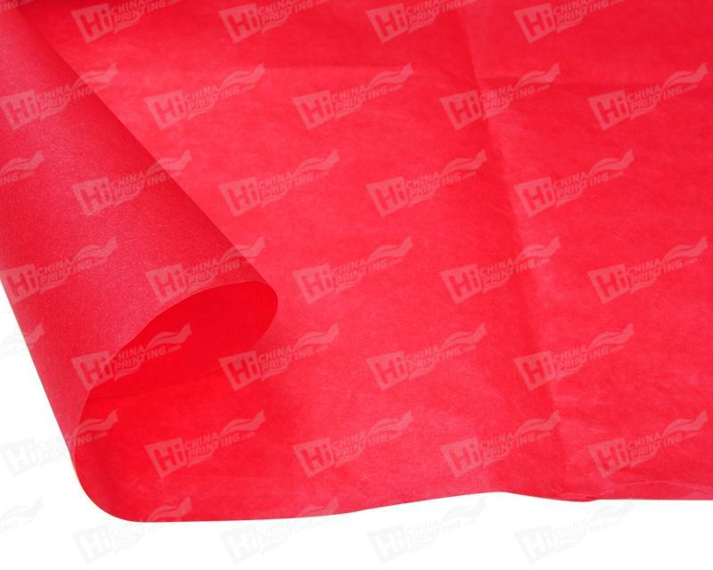 40g Sweden Red Greaseproof Paper