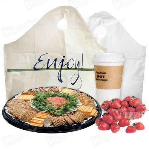 Carryout Food Bags Printing