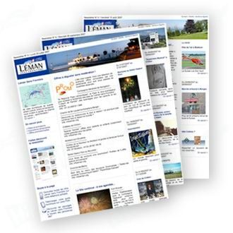 16 Pages Newsletter Printing