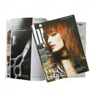 Full Color Magazine Printing