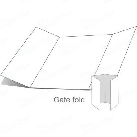 Gate Fold Newsletter Printing