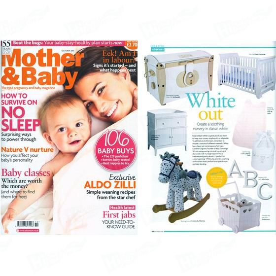 Mother And Baby Magazines Printing