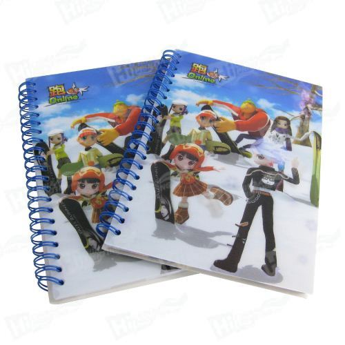 3D Notebooks