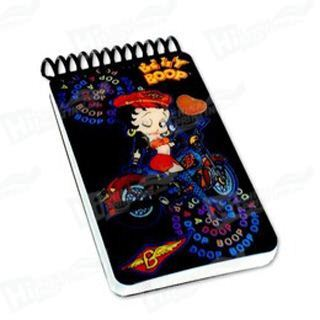 Betty Boop Mini Notebooks Printing