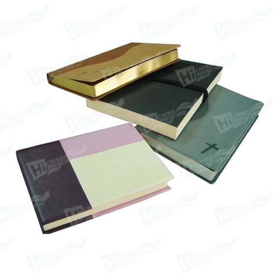 Case Bound Binding Notebook Printing